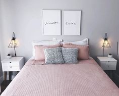 How To Decorate Bedroom For Romantic Night Fabulous Diy Ideas: Country Home Decor Ranch home decor plants tutorials.Home Decor Accessories Ralph Lauren home decor wood pallets.Home Decor Plants Tutorials… Romantic Bedroom Decorating Ideas Cheap Pallet Home Decor, Home Decor Bedroom, Diy Bedroom, Master Bedrooms, Night Bedroom, Bedroom Black, Bedroom Modern, Bedroom Loft, Trendy Bedroom