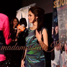 Izara Aishah in Melinda Looi SS2014 at #SejoliGalaNight #Sejoli #melindalooi #ss2014