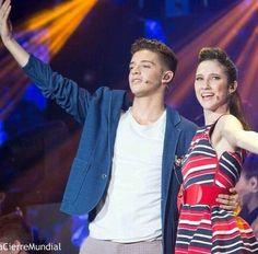 Lodovica y Ruggero en Violetta en Concierto