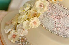 Cake Couture para tu pastel de bodas 2015: Farine Cake Boutique