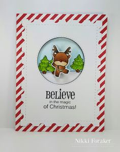 Believe in the magic of Christmas                                                                                                                                                      More
