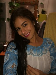 Mujer paraguaya