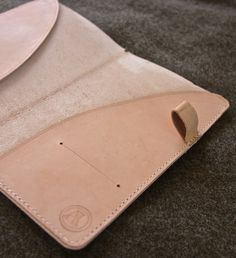 Introduzca la carpeta Original de cuero por YellowBirchOutfitter