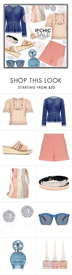"""ALL ""IfChic"" ALL THE TIME"" by jckallan ❤ liked on Polyvore featuring Rebecca Taylor, Ancient Greek Sandals, RED Valentino, 10 Crosby Derek Lam, McQ by Alexander McQueen, Fallon, Grey Ant, Marc Jacobs, Christian Louboutin and summersale"