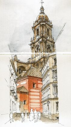 Cathedral, Málaga. Luis Ruiz. Via Flickr.