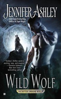 Wild Wolf (Shifters Unbound Series #6)