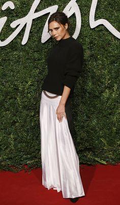 The 2014 British Fashion Awards - Victoria Beckham