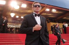 Sydneysider Seb Terry crashes the red carpet at the Cannes Film Festival.
