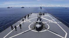 "Indonesia confirms it shot at ""criminal"" Chinese fishing boats near its Natuna islands"