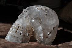 Pancho, an ancient crystal skull was found many years ago in an archeological site named Monte Alban in Southern Mexico. The location where he was found was once inhabited by the Zapotec civilization. Evidence shows their culture goes back at least 2500 years.