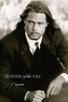 Legends of the Fall, Brad Pitt by Thomas Pollart Brad Pitt Gif, Brad Pitt Images, Julia Ormond, Handsome Older Men, Background Pictures, Hollywood Actor, Good Looking Men, Sexy Men, Hot Men
