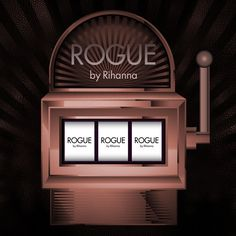 Play the ROGUE by Rihanna #GOROGUE Slot Machine for a chance to win some exclusive ROGUE merchandise.