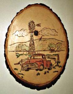 woodburning