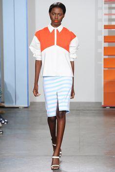 Tanya Taylor Spring 2015 Ready-to-Wear Fashion Show - Kai Newman