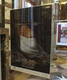 Cyprian Nocoń PosterPalace of CultureDąbrowa Górnicza 2016