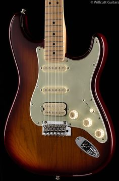 Fender Deluxe Stratocaster HSS Tobacco Burst [Source: Willcutt Guitars. Price: £589/$799] Glorified Guitars Links: Instagram YouTube