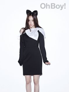 f(x)'s Krystal // Oh Boy!