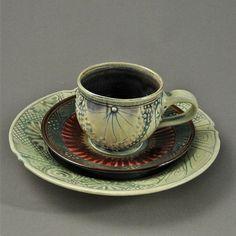 Mary Cuzick Pottery <3