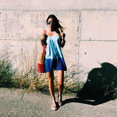 RÜGA FLASH SS16    JUMPSUIT ref.2517#ruga #ss16 #flash #spring #summer #colours #streetstyle #woman #fashion #jumpsuit #elena