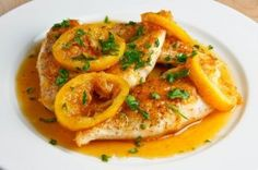 Healing Recipes: Cerebral Palsy – Honey, Lemon Chicken With Brown Rice