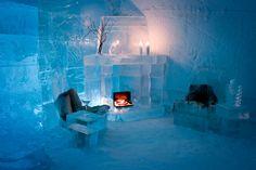 ice hotel, sweeden