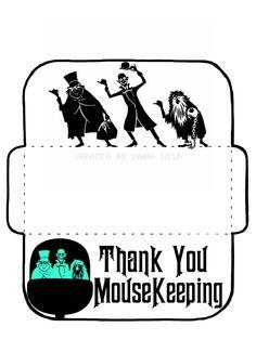 My own MouseKeeping envelope, based on a design found here… Run Disney, Disney Tips, Disney Cruise, Disney Vacations, Disney Parks, Disney Travel, Cruise Travel, Disney Bound, Disney Stuff