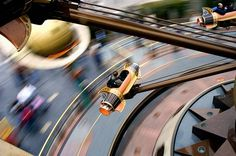 30 Impressive Examples of Motion Blur photography