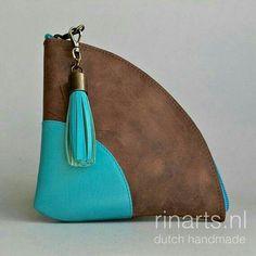 Ideas sewing purses clutch handbags for 2019 Handmade Purses, Leather Bags Handmade, Leather Bag Tutorial, Best Leather Wallet, Sacs Design, Clutch Bag, Clutch Handbags, Leather Accessories, Leather Purses