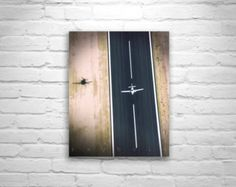 Airplane Art, Pilot, Aircraft Photography, Aircraft Art, Pilot Gift, Canvas Wrap, Ready to Hang, 8x10, 11x14, 16x20, 20x24, Murray Bolesta
