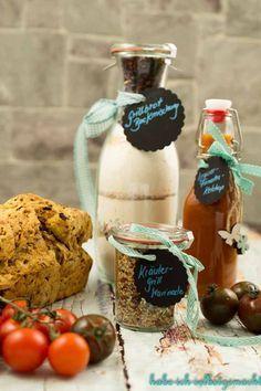 Die 18 besten Bilder von Geschenke aus der Küche: herzhafte ...