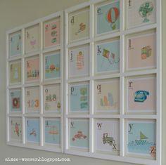 ❉ homeschool room