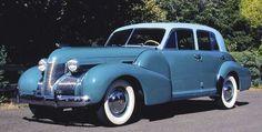 1939 Cadillac Fleetwood 60 Special -