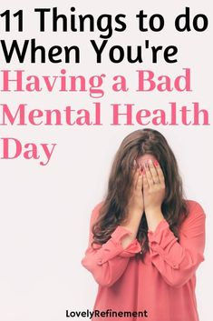Health Do you ever have bad mental days where it feels like nothing is going right in your life? Learn what to do during bad mental health days. These 11 tips will help you stay sane and positive during the toughest moments of your life. Calendula Benefits, Lemon Benefits, Matcha Benefits, Coconut Health Benefits, Mental Health Day, Mental Health Awareness, Positive Mental Health, Mental Health Support, Mental Health Problems