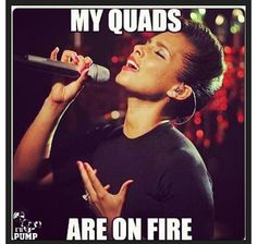 My quads are one fire funny quotes workout quote workout quotes exercise quotes quads alicia keys haha leg day Gym Memes, Gym Humor, Workout Humor, Workout Motivation, Funny Motivation, Rowing Memes, Crossfit Memes, Exercise Humor, Funny Exercise Quotes