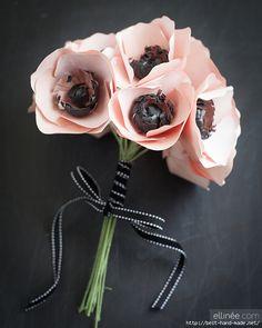 Tutorial of beautiful bouquet