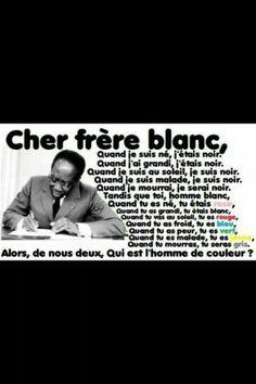 L'Homme de couleur (Léopold Sedar Senghor) Pump It, Best Quotes, Funny Quotes, Manipulation, Quote Citation, French Quotes, Positive Attitude, Decir No, Quotations