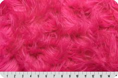 Gorilla Fur Hot Pink