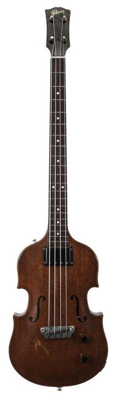 1956 Gibson EB1 Bass --- https://www.pinterest.com/lardyfatboy/