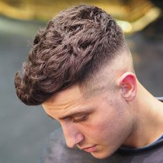 25 Cool Shaved Sides Hairstyles & Haircuts For Men Update) Stylish Haircuts, Cool Mens Haircuts, Best Short Haircuts, Fresh Haircuts, Modern Haircuts, Popular Mens Hairstyles, Cool Hairstyles For Men, Hairstyles Haircuts, Fashion Hairstyles