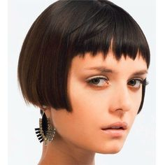 A sultry, rich caramel. An edgy, chic, short bob with choppy fringe. This decadent hue adds movement to the shape by utilizing zig zag partings through the interior, alternating colors and patterns. Block coloring the fringe and underneath adds depth to the overall look. For the cut, short, vertical graduation in the occipital region establishes … Continued