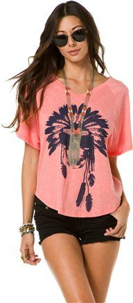 BILLABONG WILD AND FAST TEE