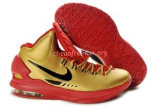 New Nike Zoom KD V Kevin Durant 5 Shoes For Sale University Red Gold 554988 116