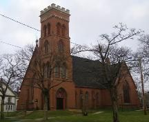 Yarmouth Holy Trinity Anglican Church Concert Venues, Williams Street, Anglican Church, Church Building, Nova Scotia, Notre Dame, Brick, Construction, Places