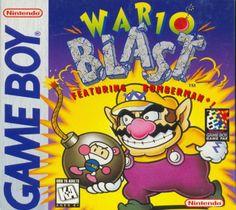 Wario Blast: Featuring Bomberman! (1994)