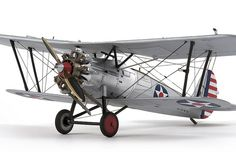 Airfix 1/72 Bristol Bulldog, via Flickr.