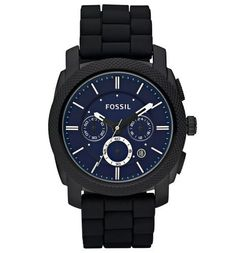$84.00 Fossil Fs4605 Chronograph Mens Watch