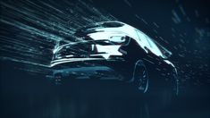 Audi - Particle Stream on Behance