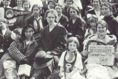 Women and children's solidarity