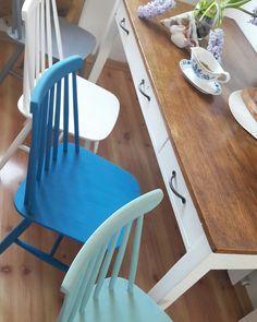 patyczaki, krzesła, lata 60-te,