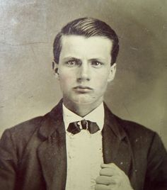 1847 Jesse James Outlaw or Hero